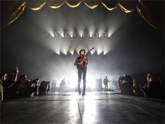 James Bay Brings Charm, Energy, and Die-Hard Fans to Radio City Music Hall
