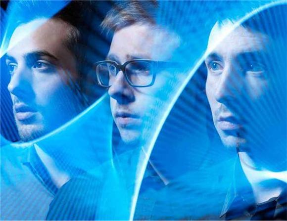 an interview with delphic