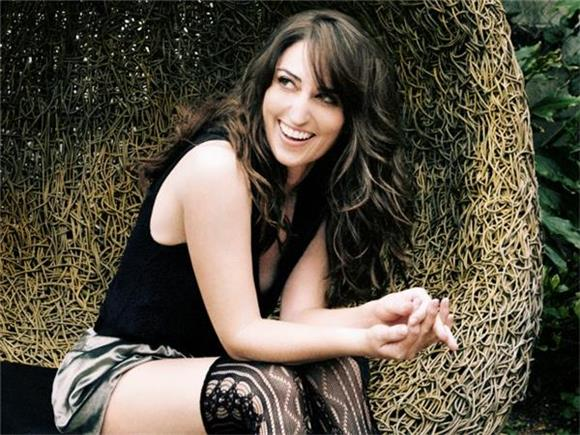 Sara Bareilles Releases A Gorgeous Track From Her New Album