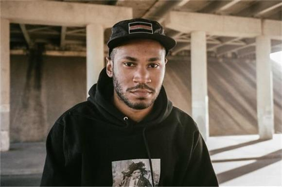 Kaytranada Brings His Dance Moves And Happy Energy To Terminal 5
