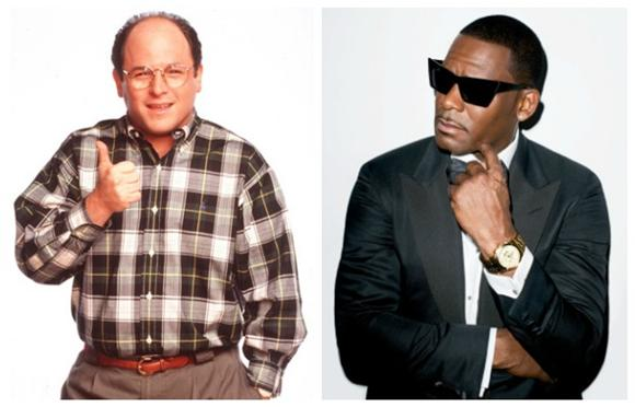 The Bizarrely Perfect George Costanza, R Kelly Parallel