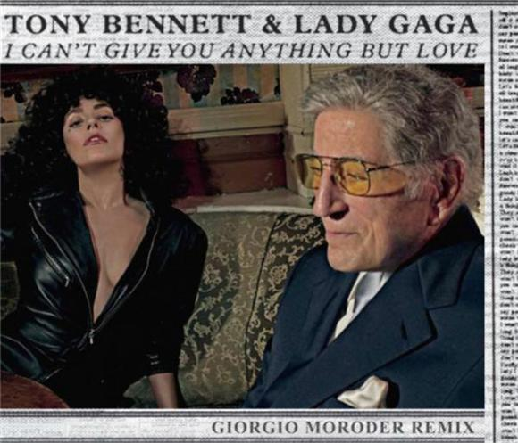 Giorgio Moroder Remixed Lady GaGa and Tony Bennett