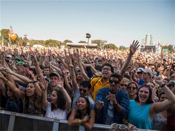 The Front Row: Austin City Limits Day 1