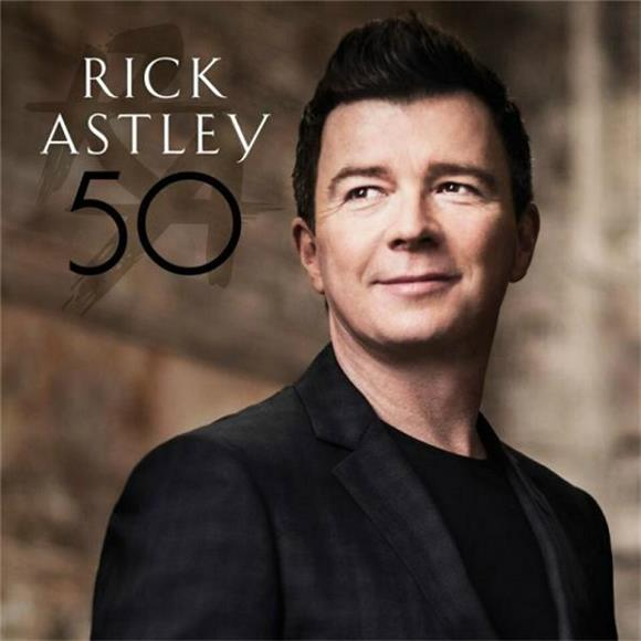 ALBUM REVIEW: Rick Astley Reinvents His Sound Surprisingly Well on '50'