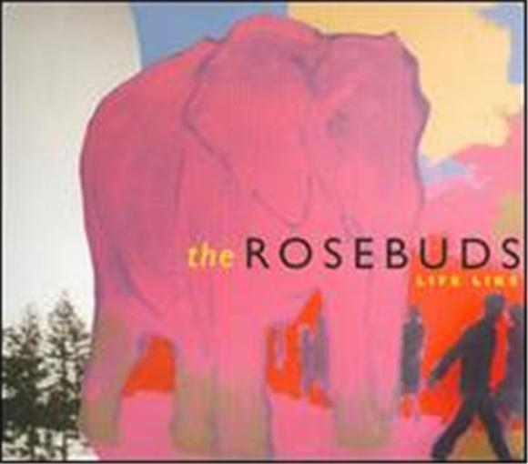album review :: the rosebuds :: life like