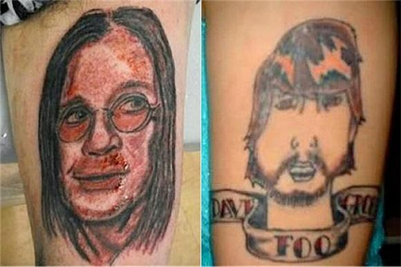 Feast Your Eyes On The Worst Fan Tattoos EVER