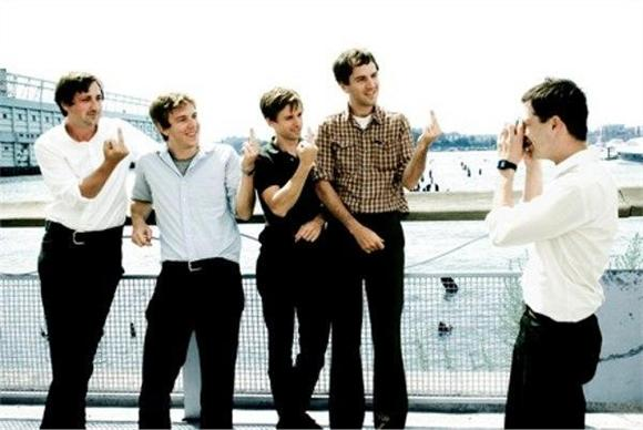 late night: the walkmen