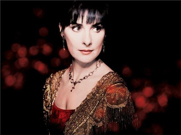Enya Gives Us Chills
