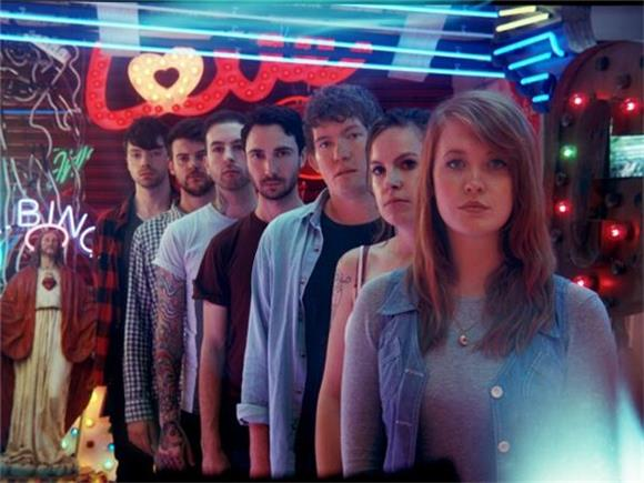 Los Campesinos! Stick With Their Winning Formula On 'I Broke Up In Amarante'