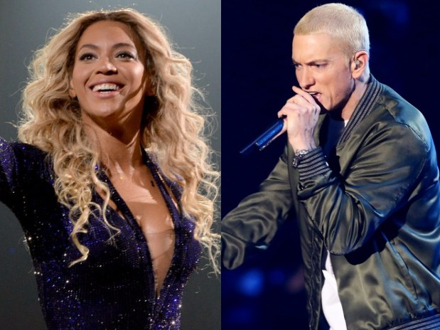 Eminem and Beyonce's 'Walk on Water' Is Actually Moving