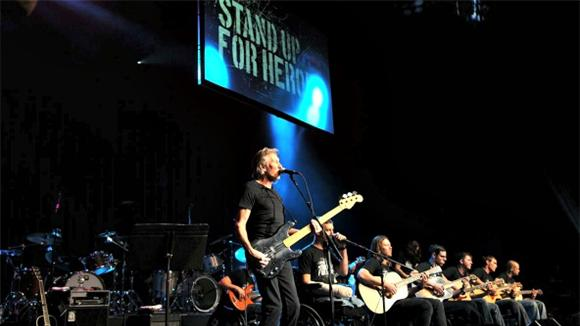 Celebrate Veterans Day with Roger Waters and a Band of Injured Vets
