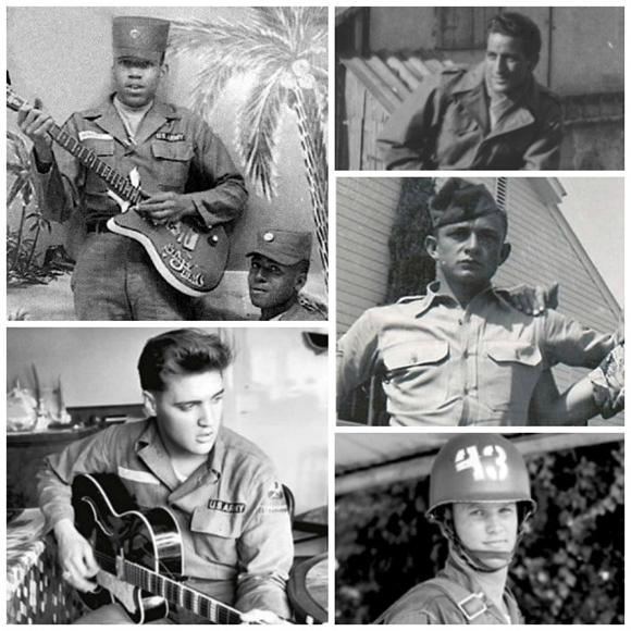 10 Musicians You Never Knew Served In the Military