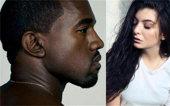 Kanye West Reworks Lorde's 'Yellow Flicker Beat'