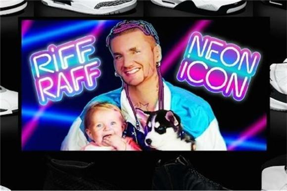 Watch: Riff Raff Drops 'Tip Toe Wing in My Jawwdinz'