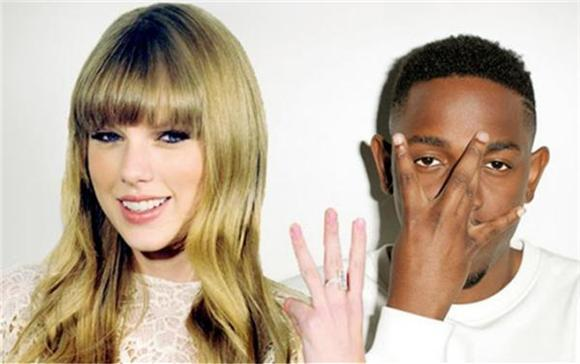 Listen To The Kendrick/Taylor Mashup You Thought Was Your Idea First