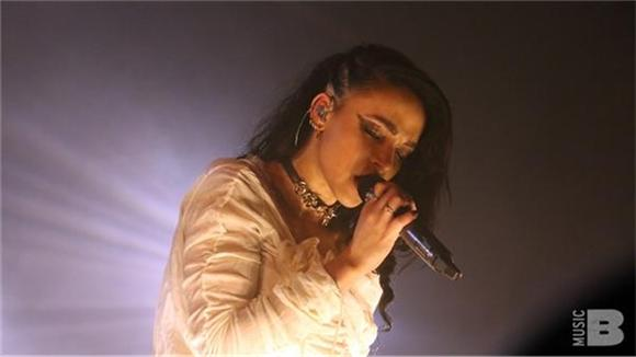 Out And About: FKA twigs At Warsaw