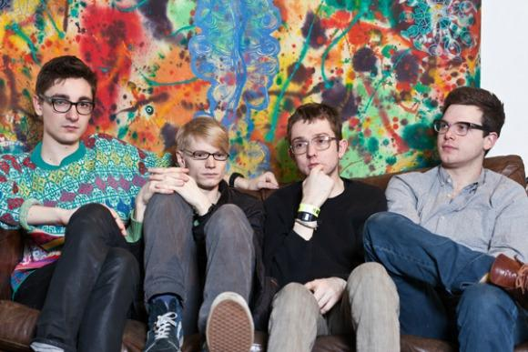Alt-J Take Their Sound To The Silver Linings Playbook Soundtrack