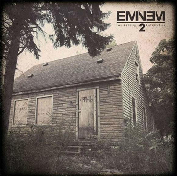 Album Review: Eminem