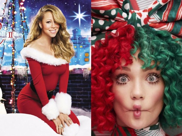 Who Is The Real Queen of Christmas: Sia vs. Mariah Carey