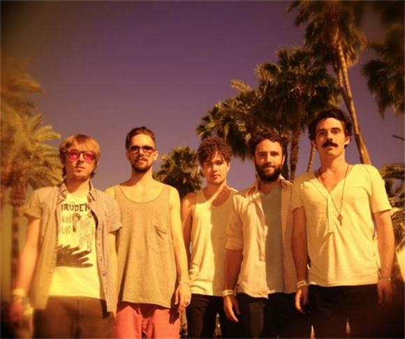 Local Natives Drop Another Sonic Clue