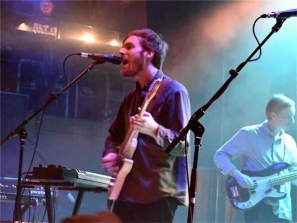 Wild Nothing and Small Black Show Some Brooklyn Love at Warsaw