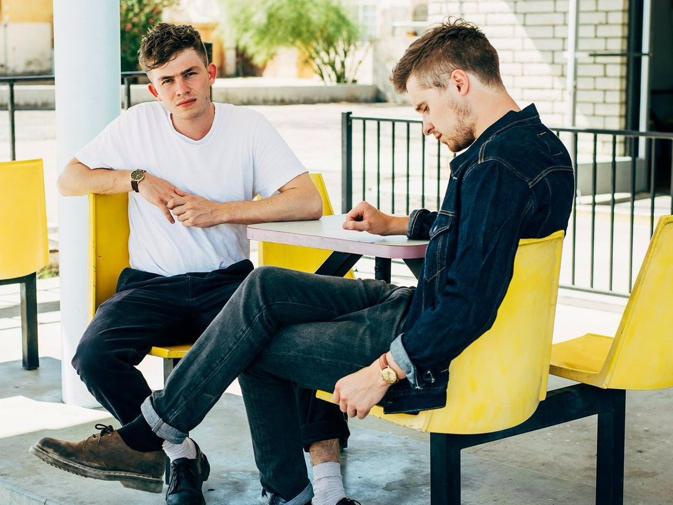 UK Pop Duo Aquilo Dive Into The Songwriting Process Behind Their New Album
