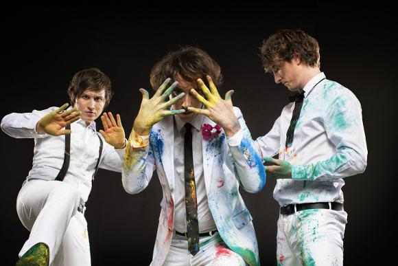 The Hookup: The Wombats