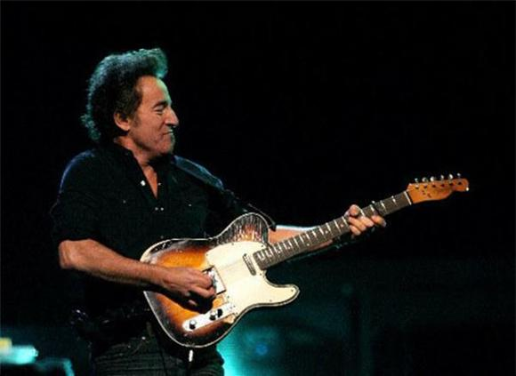 late night: bruce springsteen