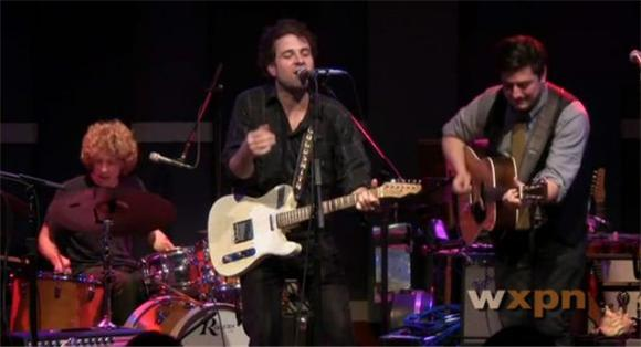 Watch: Dawes and Mumford and Sons