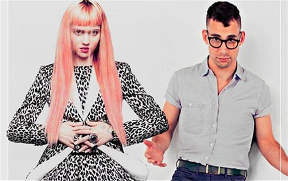 Grimes And Jack Antonoff Are Making Sweet Sweet Music Again