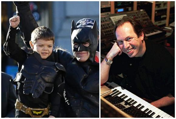 Batkid Gets Own Theme Song by Hans Zimmer