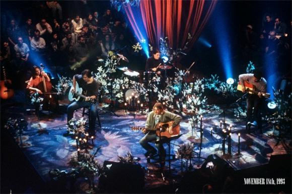 Remembering Nirvana's MTV Unplugged on its 20th Anniversary