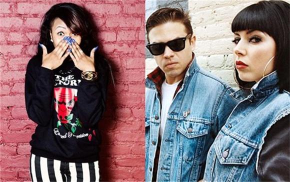 Tink Helps Sleigh Bells Slay in Collab Track 'That Did It'