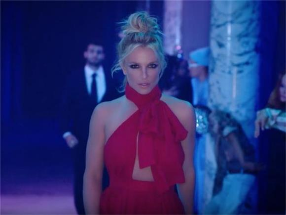 Britney Spears Is Here With A Sexy and Very Confusing Music Video