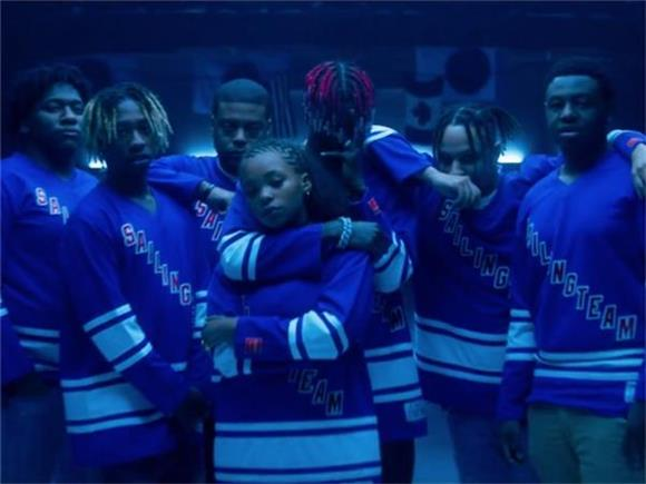 Lil Yachty Brings the Heat To An Ice Rink in New 'Minnesota' Music Video