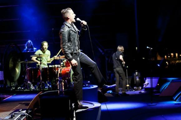 Killers Cover U2's 'With or Without You'