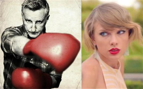 Billy Bragg Calls Out Taylor Swift For 'Selling Her Soul To Google'