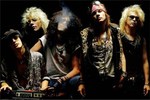 Guns N' Roses Biopic Is Coming To A Silver Screen Near You