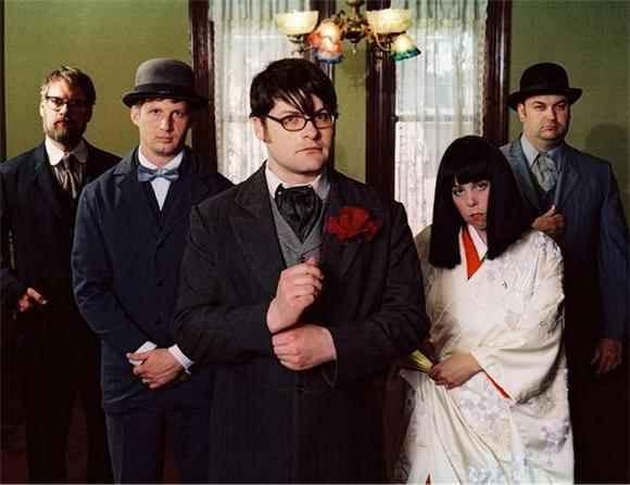 the decemberists announce new album