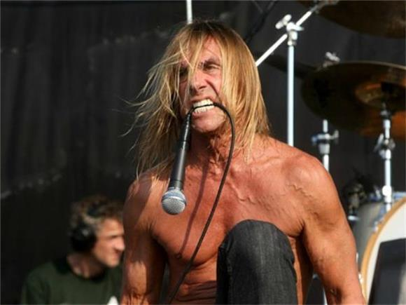 Iggy Pop Isn't Done Recording Music Yet