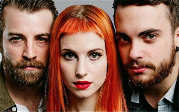Reissue of Paramore's Eponymous Album Comes Packed
