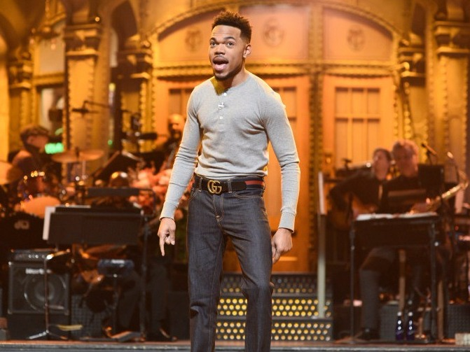 Chance The Rapper Just Hosted 'SNL', Here Were His Best Moments