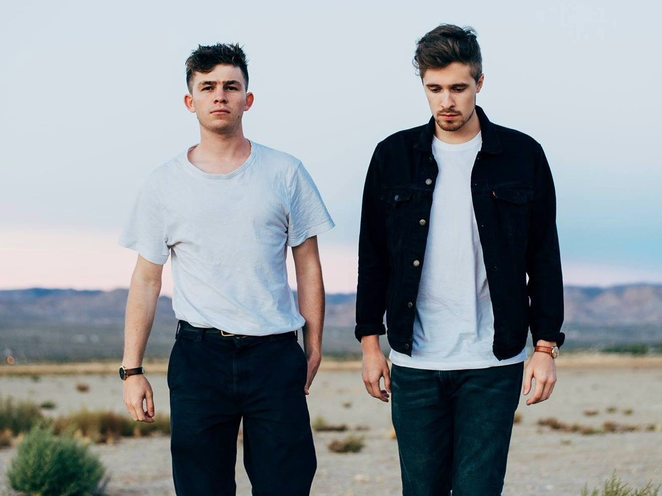 SONG OF THE DAY: 'Who Are You' by Aquilo