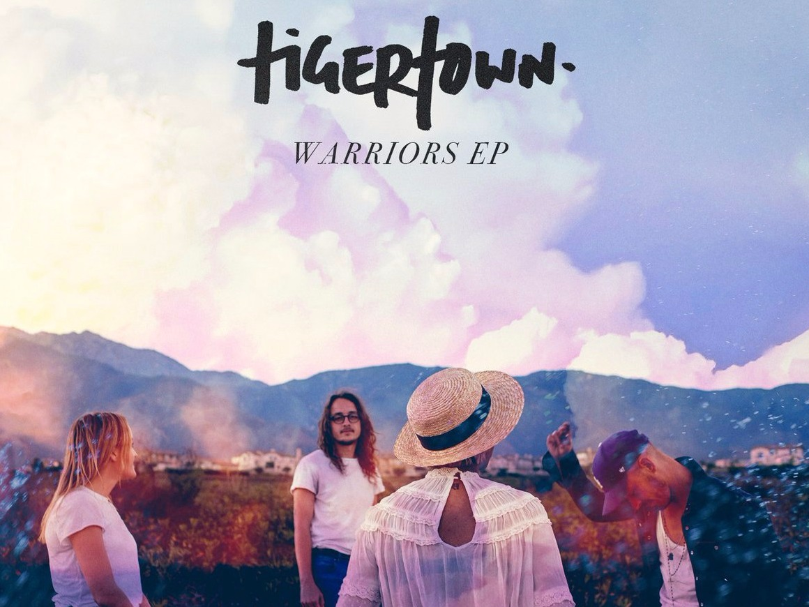 Tigertown Blesses Us With Their New EP 'Warriors'