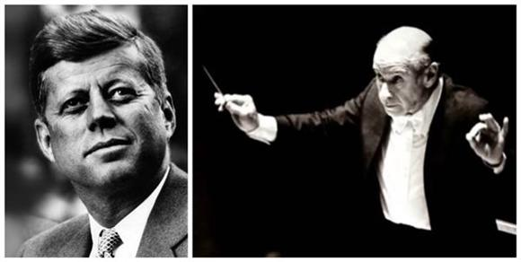 The Boston Symphony Orchestra's Reaction to JFK's Assassination Is Chilling