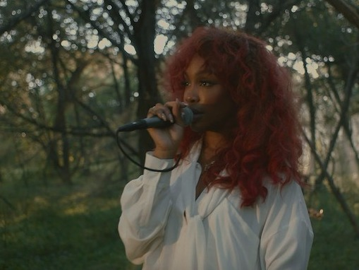 SZA Puts Ethereal And Woodsy Spin on 'Go Gina'
