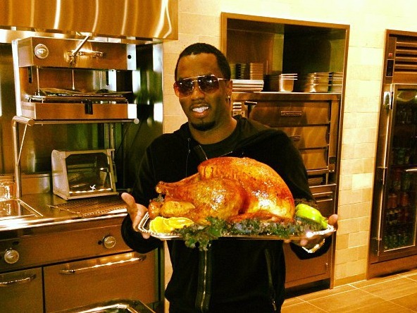 11 of Celebrities' Strangest Thanksgiving Stories