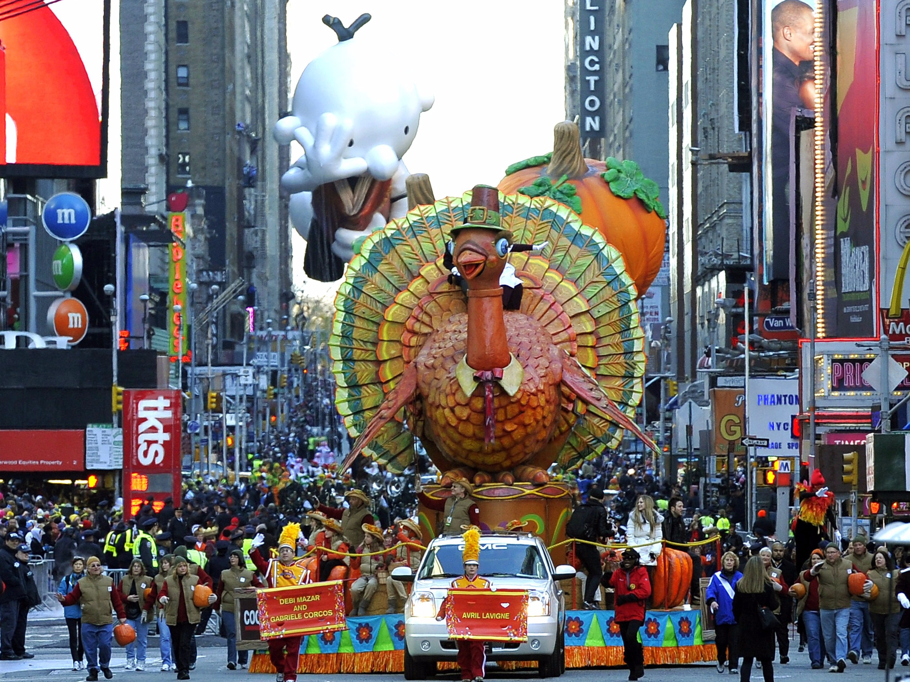 Macy's Thanksgiving Day Parade on NBC