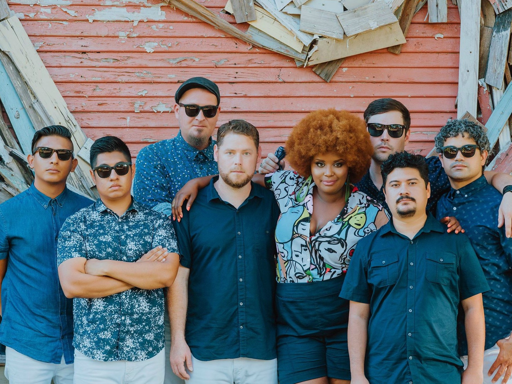 SONG OF THE DAY: 'I Think I Love You' by The Suffers