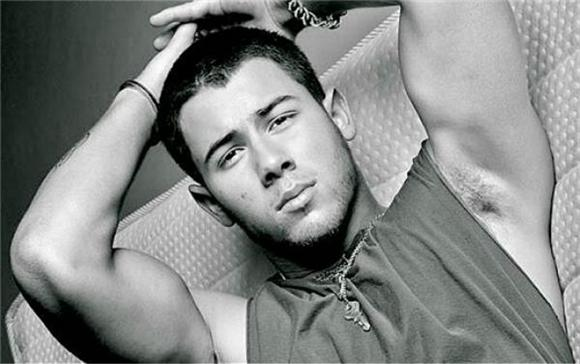 Nick Jonas Doesn't Want To Look Like A Try Hard